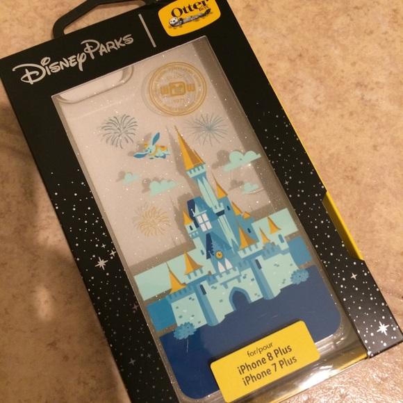 competitive price 4275a 77d69 Disney Otterbox WDW Case Castle iPhone 7/8 + Boutique